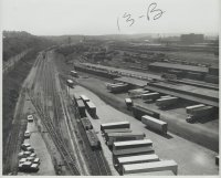 12st Yard Frisco GMO freight house looking south 1960 Cornell Univ.jpg