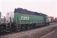SLSF 693 (5)-BN 2363 Firth, NE. 5-15-98 RR Taylor Photo.jpg
