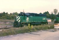 SLSF 681 (4)-BN 2351 Thayer, MO. 5-5-88 RR Taylor Photo.jpg