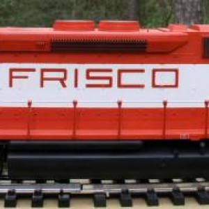 AristoCraft G scale SD45