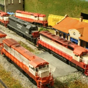 Life Like P2K GP7 DC