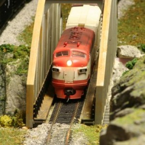 Athearn Genesis F7 DCC sound equipped