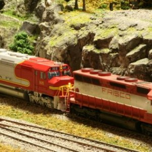 Kato SD45 DCC and Athearn Genesis FP45 DCC sound equiped