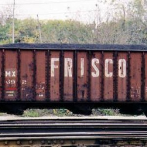 FRISCO HOPPER 87692 IN KC PROSPECT AVE 2003