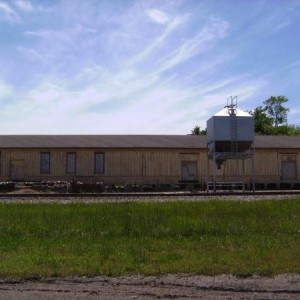 Main Street freight depot north side 3
