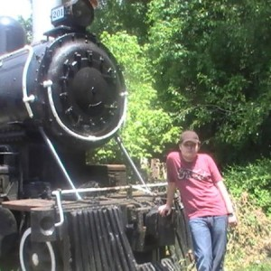 The Eureka Springs & North Arkansas Railway.
