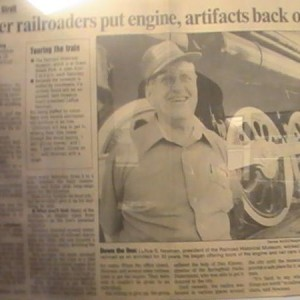 A news paper article of 4524 in the 1990's (I think)