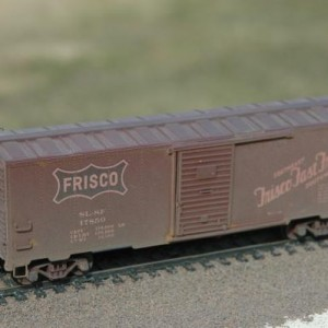 Tyco/Mantua Box Car 17850