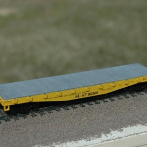 Athearn flat car 95300
