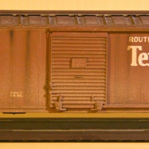 atsf.texas chief.boxcar