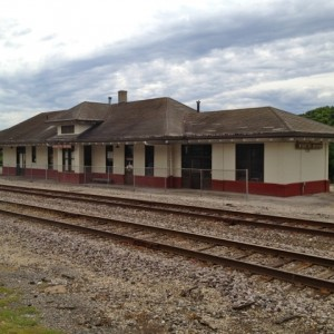 Webster Groves Frisco Depot