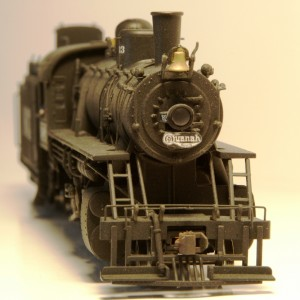 Ho Scale Model Steam
