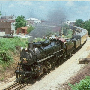Frisco Steam Pictures