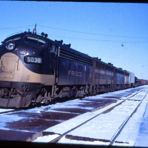 F7A 5038-  Fort Scott, Kansas - February 1970 (by EVDA Slides)
