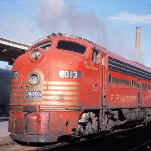E8A 2013 Sea Biscuit - November 1958 - Springfield, Missouri (Golden Spike Productions)