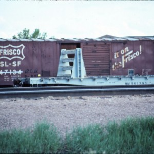 Boxcar 47134 - May 1985 - Billings, Montana