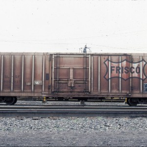 Boxcar 600037 - August 1983 - Yakima, Washington dock