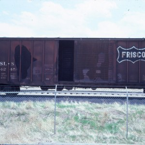 Boxcar 42450 - May 1985 - Casper, Wyoming