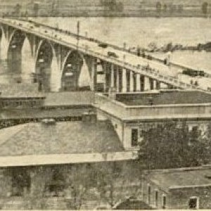 Fort Smith Depot and Bridge