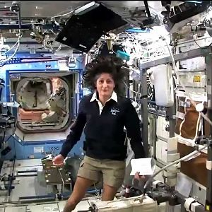Cool And Candid Look Inside The International Space Station Hosted ___