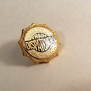 Dispatchers Union Lapel Pin