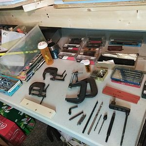 Workbench Left
