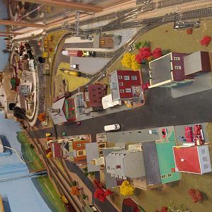 Oklahoma Railway museum layout