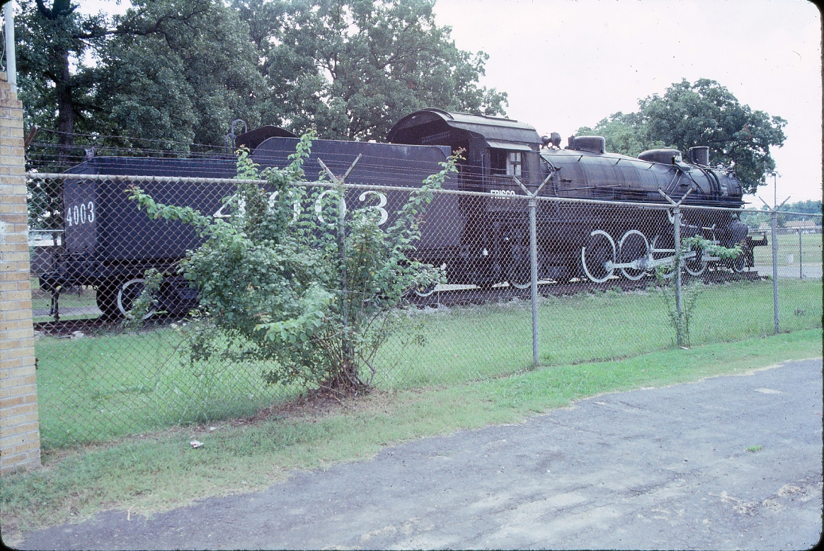 2 8 2 Mikado 4003 - July 1989 - Fort Smith, Arkansas