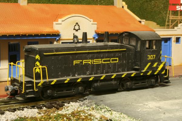 Athearn SW7 DC