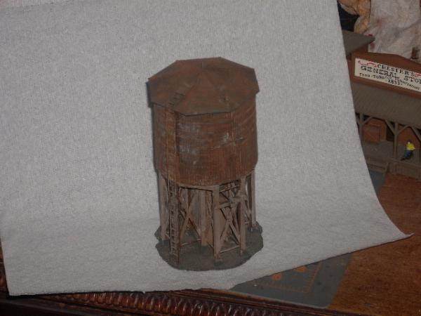 Atlas Water Tank