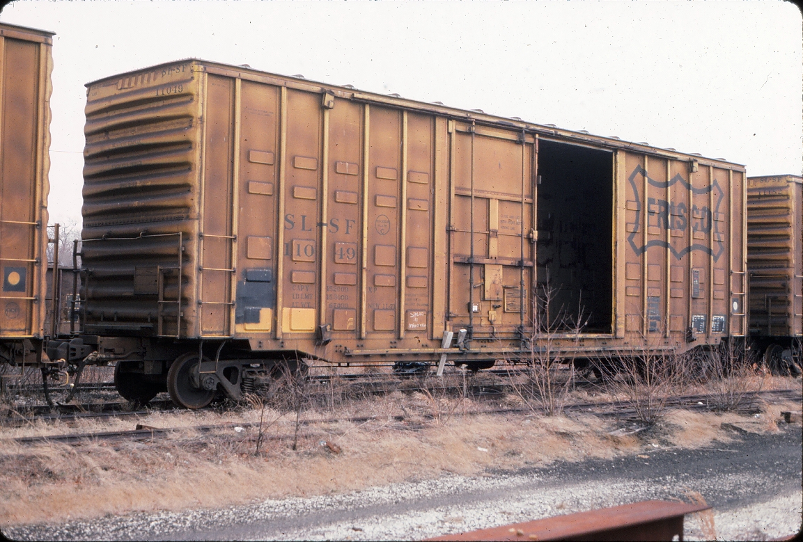 Boxcar 11049 - March 1984 - Springfield, Missouri