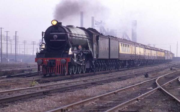 flying scotsman bham 1969