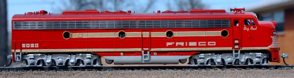 "Model Power E8A Frisco 2020 ""Big Red"""