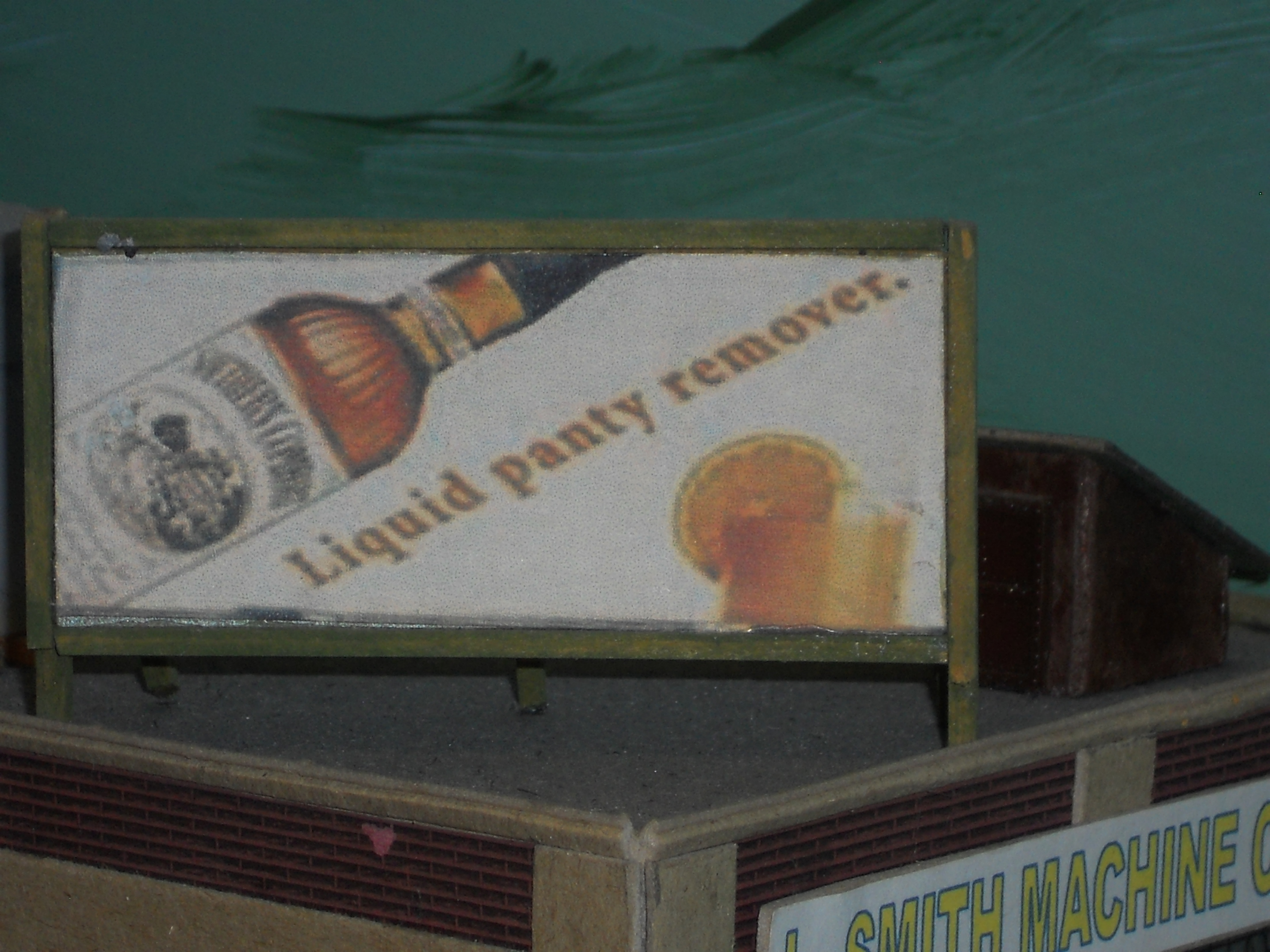 Southern Comfort billboard in Ft. Smith